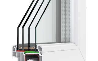 Трехкамерный стеклопакет технические характеристики