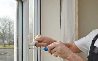 Как отремонтировать пластиковые окна самостоятельно