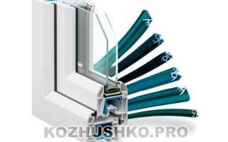Как поменять резинки на пластиковых окнах самому