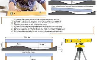 Чем можно выровнять деревянный пол под ламинат