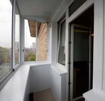 Как отделать балкон внутри своими руками